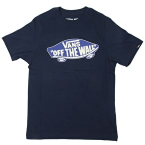 Vans OTW Kids T-Shirt - Navy/True Blue