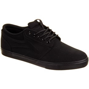 Lakai Griffin Skate Shoes - Black/Black