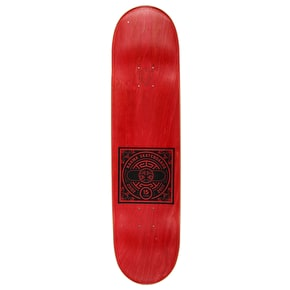 Karma Kizla Skateboard Deck - Black 8