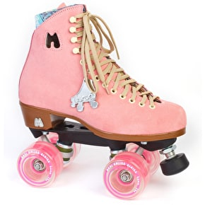 B-Stock Moxi Lolly Strawberry Quad Roller Skates - UK 7 (Slightly Marked)