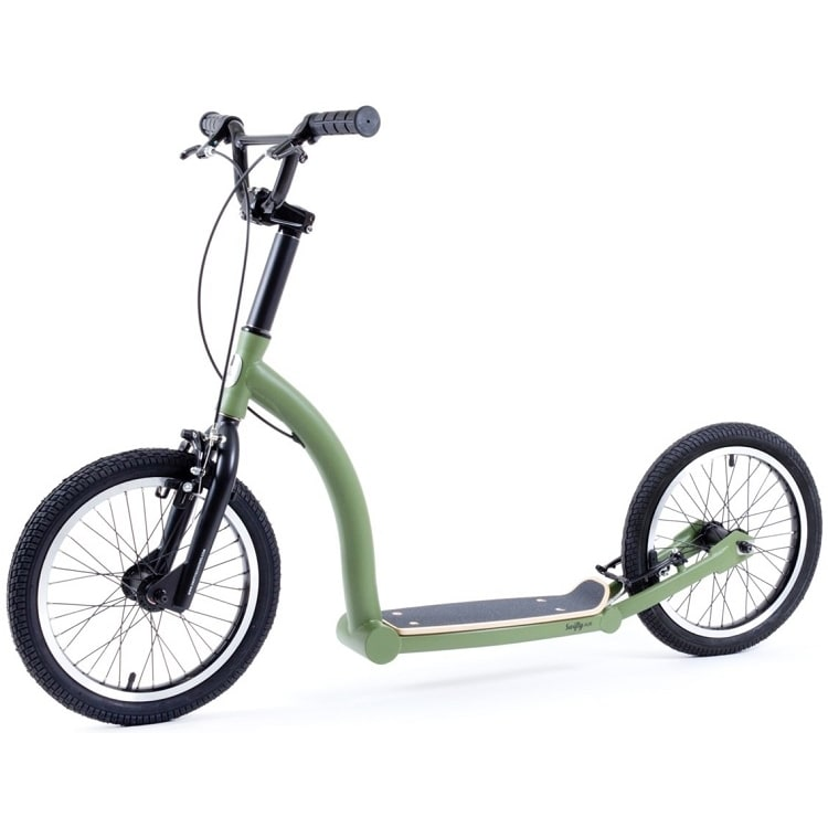 SwiftyAIR Freestyle Scooter - Army Green