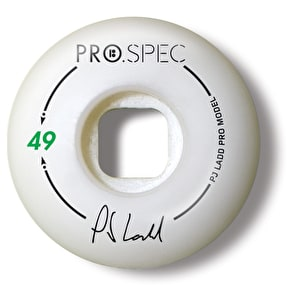 Plan B Skateboard Wheels - Pro Spec Ladd 49mm