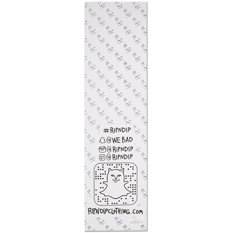 RIPNDIP Nermus Skateboard Grip Tape - Mint