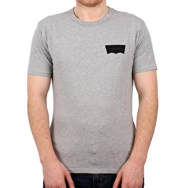 Levi's Skate Graphic T Shirt - Heather Grey