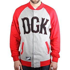 DGK Detention Fleece - Red