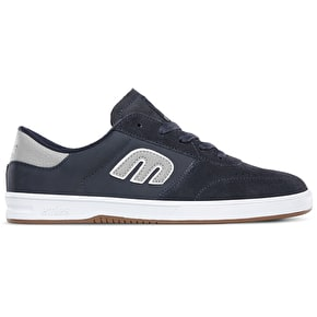Etnies Lo-Cut Shoes - Navy/Grey/Gum
