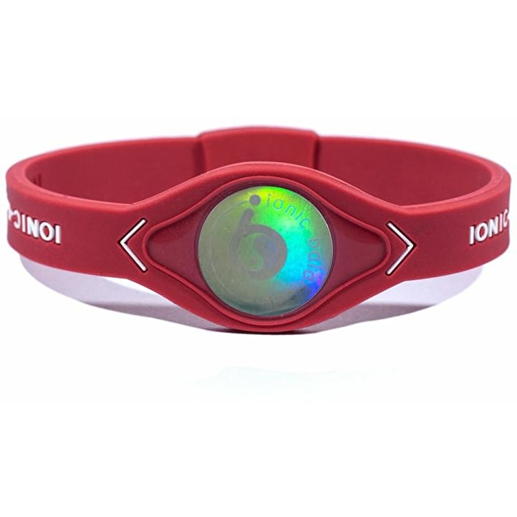 Team Ionic Band Red and White