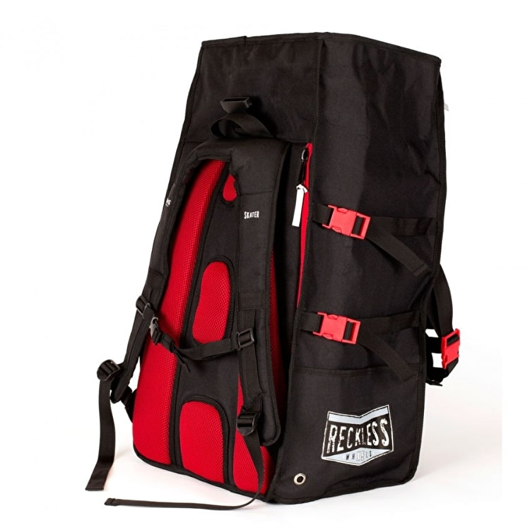 Reckless Wheels Backpack