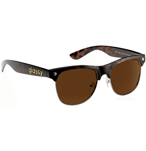 Glassy Sunhaters Malto 2 Signature - Coffee/Tortoise Polarized
