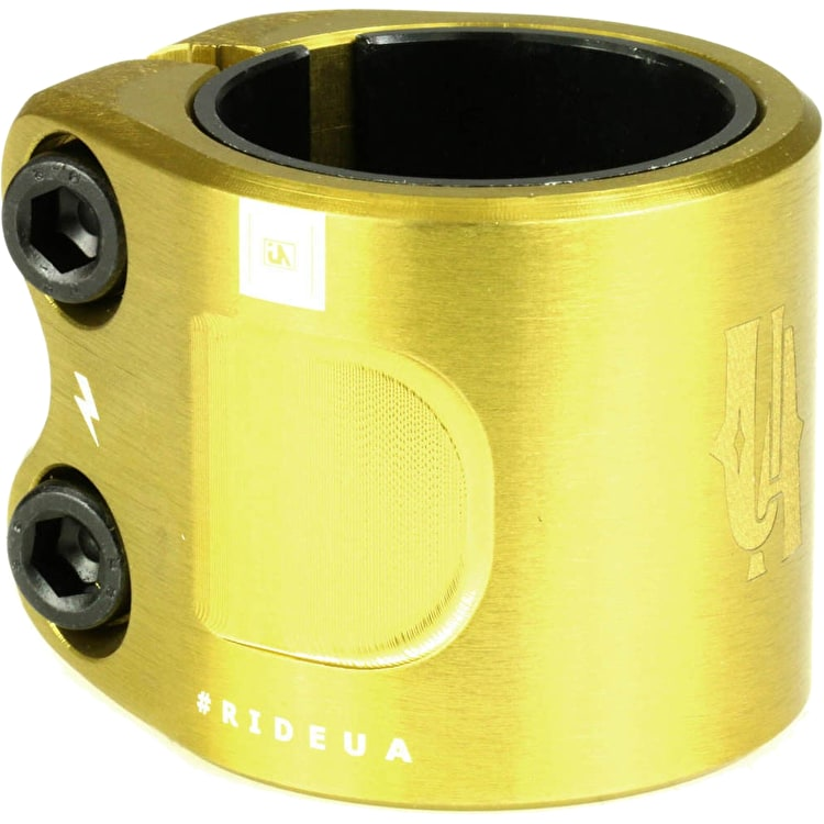 UrbanArtt Evo 2 Scooter Collar Clamp - Gold