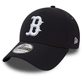 New Era Boston Red Sox MLB Clean Team 39THIRTY Cap - Black