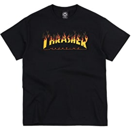 Thrasher BBQ T Shirt - Black