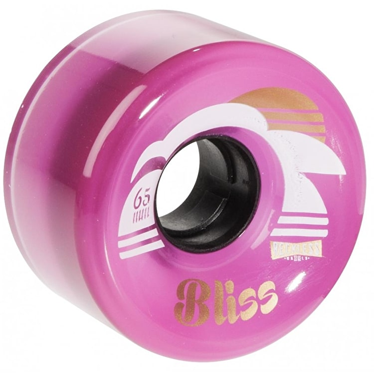Reckless Bliss 65mm Outdoor Quad Wheels 78A (4pk)