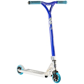 Grit 2017 Elite Complete Scooter - Polished/Blue Metallic