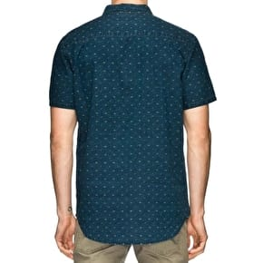 Globe Hollow Shirt - Indigo