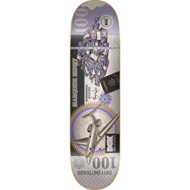 DGK Paid Quise Skateboard Deck 8.38
