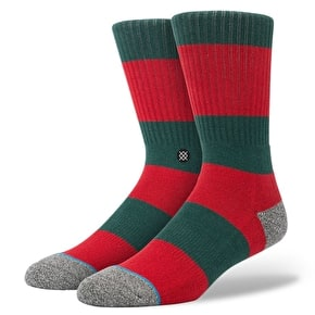 Stance Kringle Socks - Green