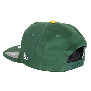 New Era 9FIFTY Throwback Green Bay Packers Cap - Green