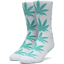 Huf Plantlife Socks - Ballad Blue