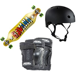 Havana Beginner Longboard Bundle