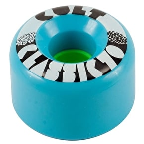 Cult Classic II 70mm 80a Longboard Wheels - Blue (Pack of 4)