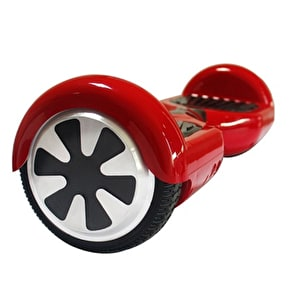 Air Runner Self Balancing Skateboard/Scooter - Red