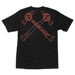 Independent Jason Jessee T-Shirt - Black