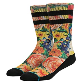 Stance Sonic Garden Socks - Yellow