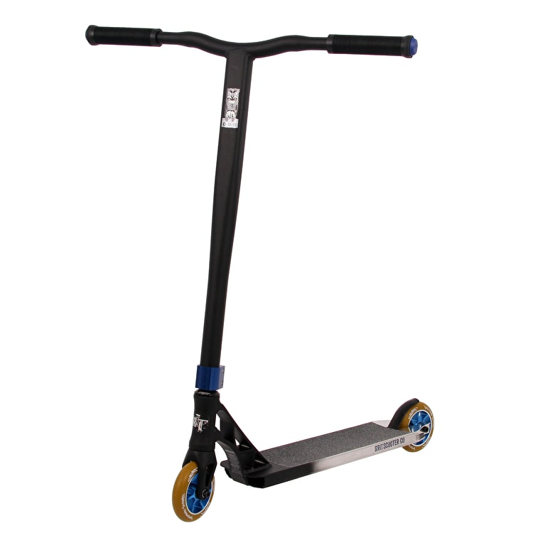Grit Ben Thomas Sig Complete Scooter - Polished/Black