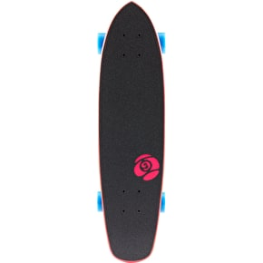 Sector 9 The 95 Complete Longboard - Pink 27.75