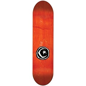 Foundation Script Fade Skateboard Deck - 8.5