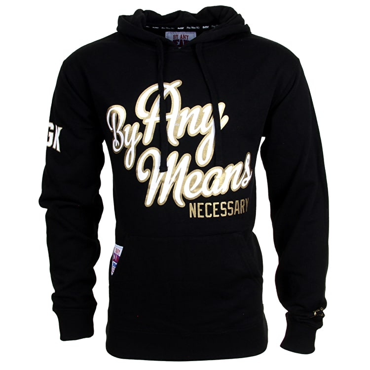 DGK By Any Means Hoodie - Black