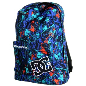 DC Bunker Print Backpack - Surf the Web
