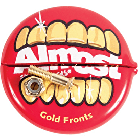 Almost 'Gold Nuts & Bolts' Allen Truck Bolts - 1