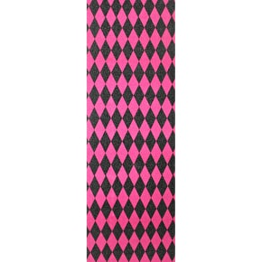 Enuff Diamond Grip Tape - Pink/Black