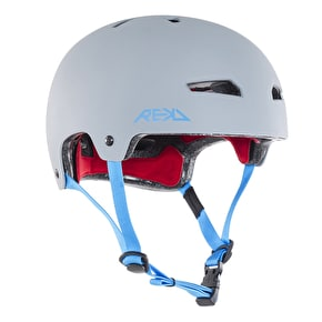 REKD Elite Helmet - Grey/Blue