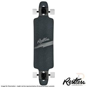 Restless Longboard - Splinter Series Bust 40