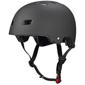 B-Stock Bullet Deluxe Helmet - Matt Black - Small / Medium (box damage)
