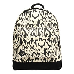 Mi-Pac Backpack - IKAT Black