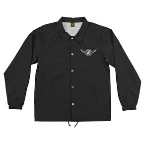 Spitfire x Anti Hero Classic Eagle Coach Jacket - Black