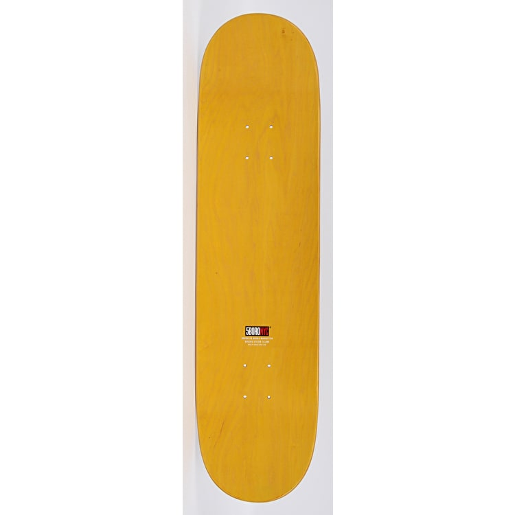 5Boro x DS Pro Skateboard Deck - McDonald 8.125""