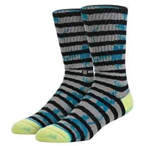 Stance Scalpe Socks - Blue
