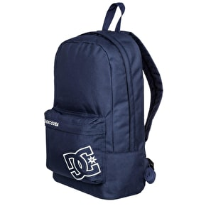 DC Bunker Solid Backpack - Summer Blues