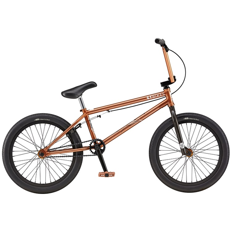 "GT 20"" Team Comp 2019 Complete BMX Bike - Brown"