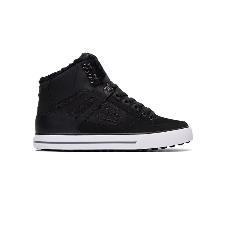 DC Spartan High WC Winter Boots - Black/Armour