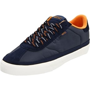 WeSC Lifestyle Thorpe Shoes - Dark Blue/Grey