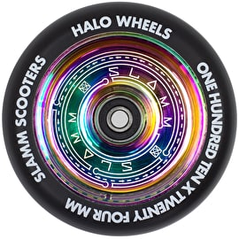 Slamm Halo Deep Dish 110mm Scooter Wheel