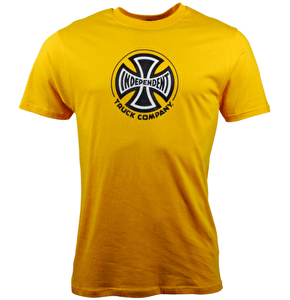 Independent Truck Co T-Shirt - Gold