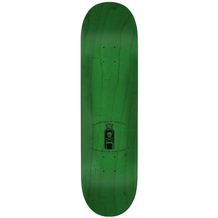 Creature Damned Skateboard Deck - 8.25""
