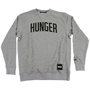 DGK Hunger Crewneck - Grey
